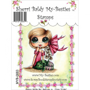 My-Besties MYB83 Clear Stamp, Tiny Tilda, 10cm x 15cm