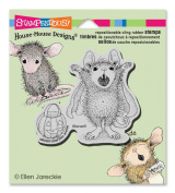 Stampendous Cling Rubber Stamp, Count Maxwell