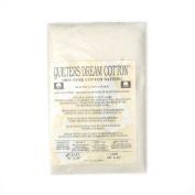 Quilter's Dream Natural Cotton Supreme Batting (120cm x 90cm ) Craft