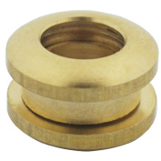 """Bluemoona 10 Pcs - Solid Brass Grommet Eyelets 13mm 1/2"""" Buckle Clothes Leather Backing Corns"""