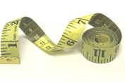 "1 New 60"" 150cm Fabric Tape Measure Ruler Dual Sided"