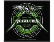 Metallica Beer Label Logo Sew-on Patch