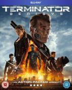 Terminator: Genisys [Region B] [Blu-ray]