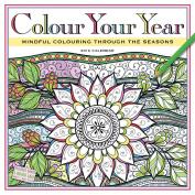 Colour Your Year Wall Calendar 2016