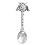 Owl Baby Spoon By Ganz