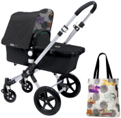 Bugaboo Cameleon3 Accessory Pack - Andy Warhol Dark Grey/Transport [Special Edition]