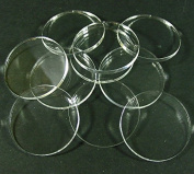 1.5mm Clear Miniature Bases, Circular 40mm
