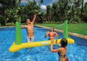 Intex Inflatable Pool Volleyball Set Inflatable 240cm . X 60cm . 80cm .