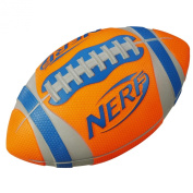 Nerf Sports Pro Grip Football Toy, Orange