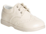 Paisley of London Boys Cream Formal Shoes Infant 1 - 8