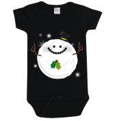 Snowman Baby Grow