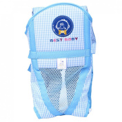 BestBaby Multifunctional Breathable Soft Baby Carrier Blue