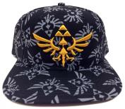 Legend of Zelda Crest All Over Print Snapback Hat