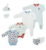 Baby Blue Starter Set Small Baby