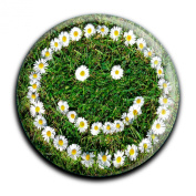 """Magnet in a round shape """"Smiley"""""""