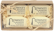 Luxury Romney Marsh Lanolin Soap Gift Set