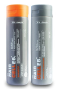 SOL Hair Regrowth Shampoo 250ml. and Conditioner 250ml. Set for Hair Loss