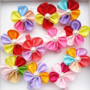 Cuhair(tm) 11pcs Flower Same As Picture Design for Women Baby Girl Accessories Princess Bb Hair Clips Hairpin Girl Clip Band Retail or Wholesale
