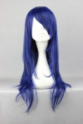 "Dark Blue Wig - 65 cm Long - For Ichinose Kotomi (""Clannad"") Cosplay / Carnival / Halloween"