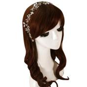 Clearbridal Women's Bridal Crown Tiara Wedding Jewlery 18061