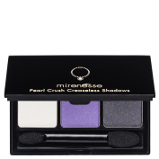 """Mirenesse Cosmetics"" Pearl Crush Creaseless Shadow 4G5ml (10. Nox) - Authentic"