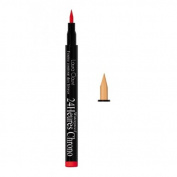 Laura Clauvi Semi-Permanent 24-Hour Felt Lipliner No. 03 Katé