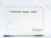 Yimart® Pro Acrylic Cosmetic Makeup Palette Spatula Tool