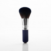 Pro Foundation Brush Flat Kabuki Face Blender Brush for Liquids, Creams, Contour, Powders, Mineral, Flawless Powder Cosmetics, Translucent Powder Makeup