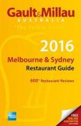 2016 Melbourne & Sydney Restaurant Guide