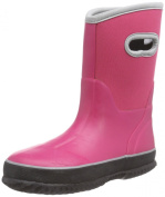 Icepeak Unisex Kids' WALLY JR Cold lined rubber boots half length