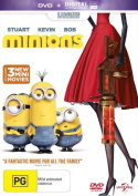 Minions UV [DVD_Movies] [Region 4]