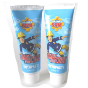 Fireman Sam Brave To The Core New Formulation Bubble Gum Flouride Toothpaste 75ml