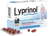 Lyprinol (3 packs of 50 caps)