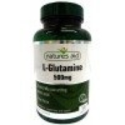 L-Glutamine, 500mg - 120 caps by Nature's Aid M