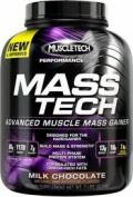 Mass-Tech Performance Series, Peanut Butter Chocolate - 3200 grammes by MuscleTech M