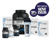 Protein Dynamix Energy Bundle - 8 amazing products for superior workout performance!