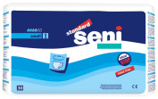 Seni Standard Disposable Incontinence Underwear Small Size 1