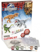 Jurassic World Dinosaur Moulds Fossil Casting Kit