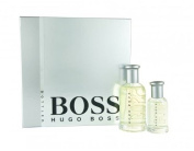Hugo Boss Bottled Grey Men's Deluxe Gift Set