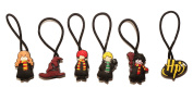 6 pcs Harry Potter Set of Elastic Hair Bands Hairband Hairbands Ponytail Holders