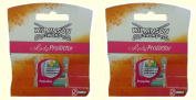 Wilkinson Sword Lady Protector+ Replacement Blades 1,2,or 3 x (pk of 5) 70041340