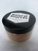 THE BEST***MICRONISED BAOBAB SEED FACIAL SCRUB 50g*** - 100% Natural - Contains Omega 3, 6 and 9 - Can also be used as a Super Detoxifying Face Mask.