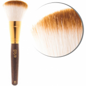 Best Contour Brush Professional Makeup - B4 High Quality Durable Natural Hair Fibres Shading Contouring Brush - Easily Apply Contour and Bronzing Powder for PRO Perfect Results