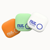 2015 NEW Nut 2 Smart Mini Finder Intelligent Bluetooth Anti-lost Child Pet Key GPS Tracking Tag Locator Alarm Patch with Package