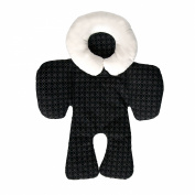 JJ Cole Reversible Body Support, Black