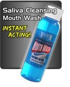 Mouth Wash Detox Saliva Cleansing