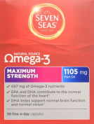 Seven Seas Maximum Strength Omega-3