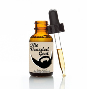 Caballero Coconut Beard Oil - For a thicker, softer and fuller beard! - The Bearded Gent