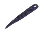 Elysee Star Dreads Dark Purple Dreadlocks Double Ended Synthetic Dread