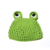 JTC Green Baby Boys Girls Crochet Costumes Photo Photography Prop Infant Beanie Hat